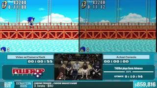 TASBot plays Sonic Advance by Mukki in 10:46 - Summer Games Done Quick 2015 - Part 152