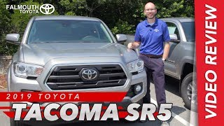 2019 Toyota Tacoma SR5 Truck  - Ultimate Video Review