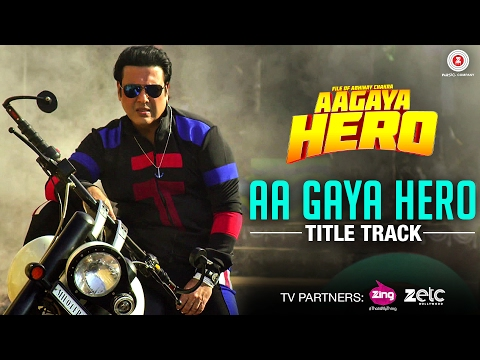 Aa Gaya Hero Title Track