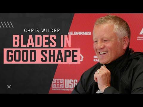 Chris Wilder   Sheffield United interview