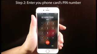 How to use a Prepaid Phone Card
