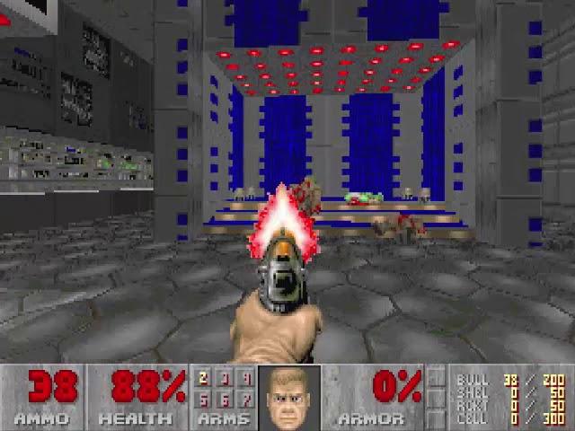 Jouez à Doom sur PC Microsoft DOS