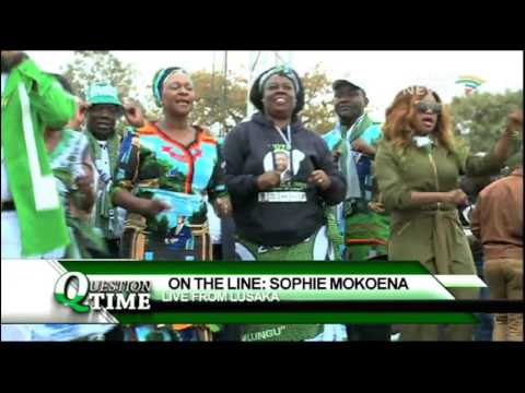 Question Time: Zambia elections, 11 August 2016