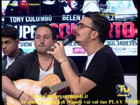 """Tony Colombo """"Nun sacce perdere"""" - Inedito 2016 (unplugged, piano, chitarra e voce)"""
