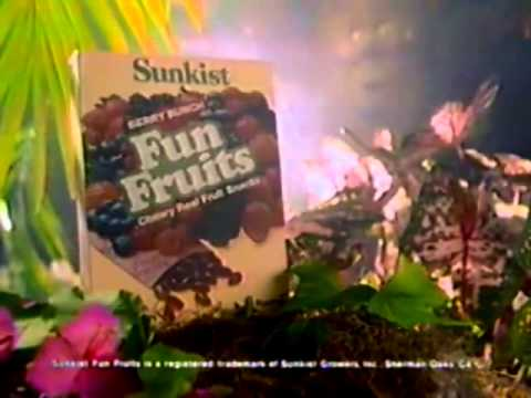 All fun fruits sunkist intolerable