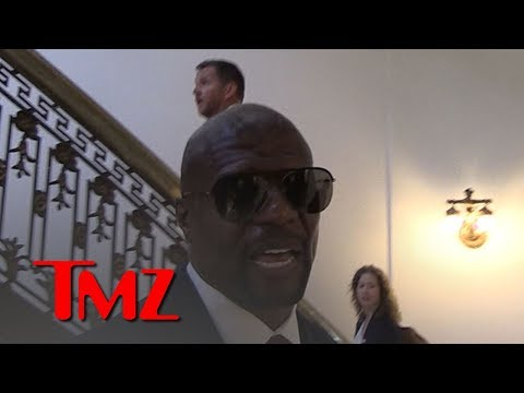 Terry Crews Takes High Road After 50 Cent Mocks His Sexual Assault Claim | TMZ