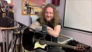 Toby Jepson - Forbidden Fruit (live acoustic)