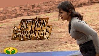 Action Super Star – Jaya tv Show