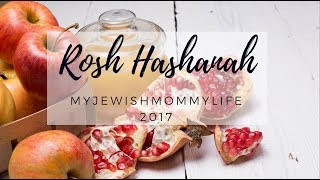 ROSH HASHANAH 2017 - Reflecting for Rosh! Regrets, Worries, God etc.