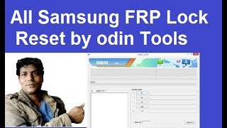 Samsung A6 FRP Lock Reset by odin tool