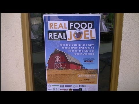 Real Food, Real Joel Salatin