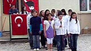 6.Sınıf Oratoryo 24.04.2011