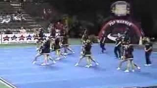 Pop Warner 2007 National Champions Midget Small Novice Allentown NJ
