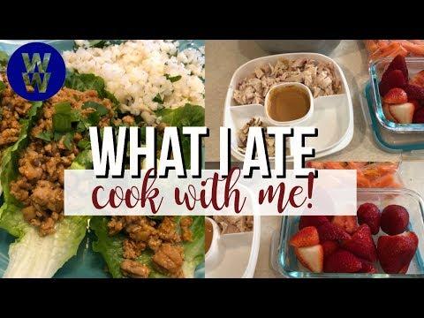 What I ate on MyWW GreenKaynak: YouTube · Süre: 7 dakika6 saniye