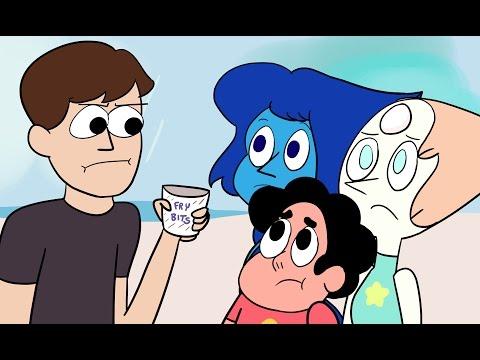 Thomas Sanders Meets Steven Universe - Animated Vine