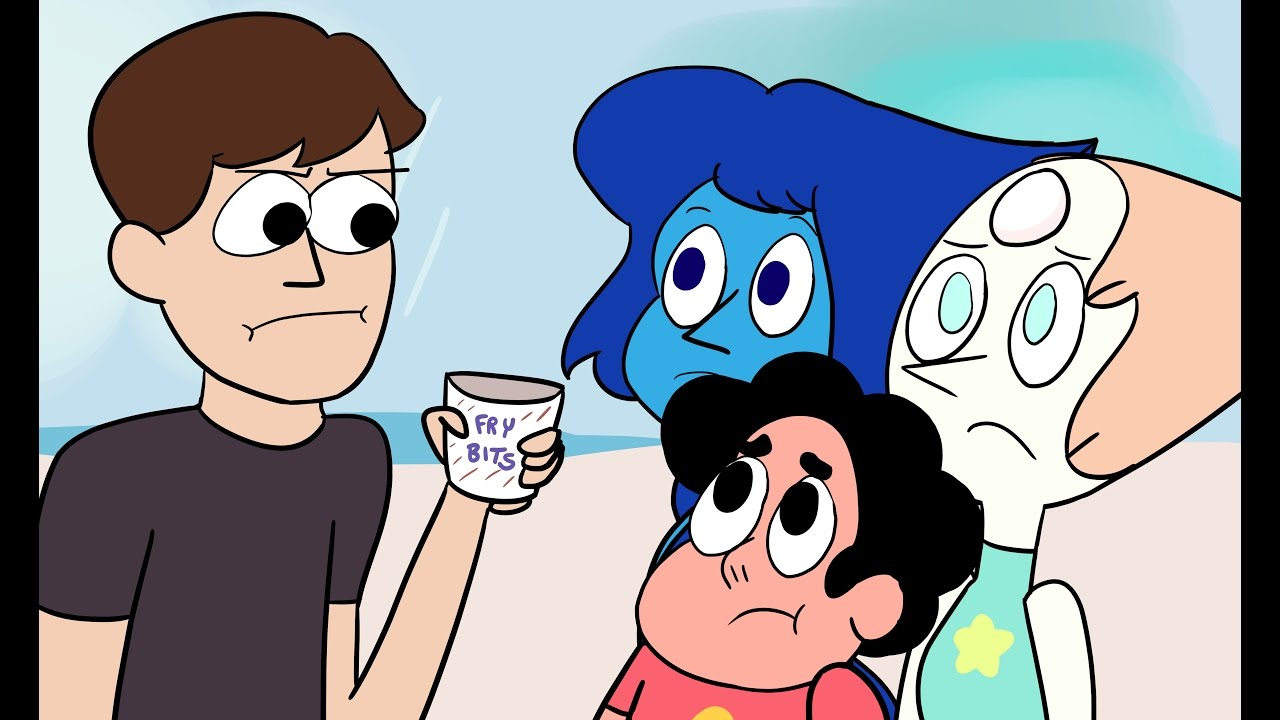 Thomas Sanders Meets Steven Universe Animated Vine YouTube