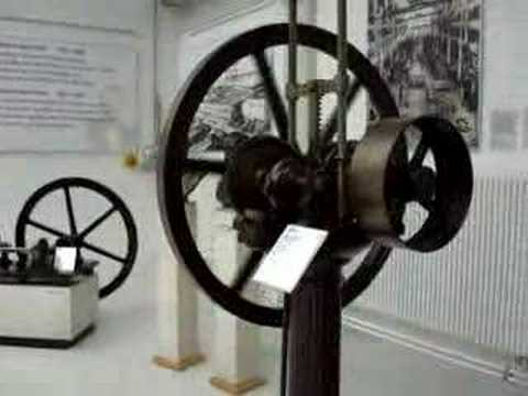 Worlds first Otto Langen Engine