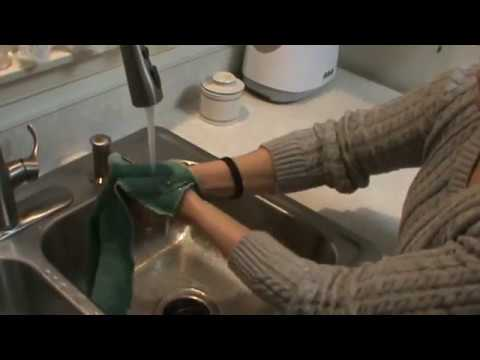 The proper use of Norwex EnviroCloth