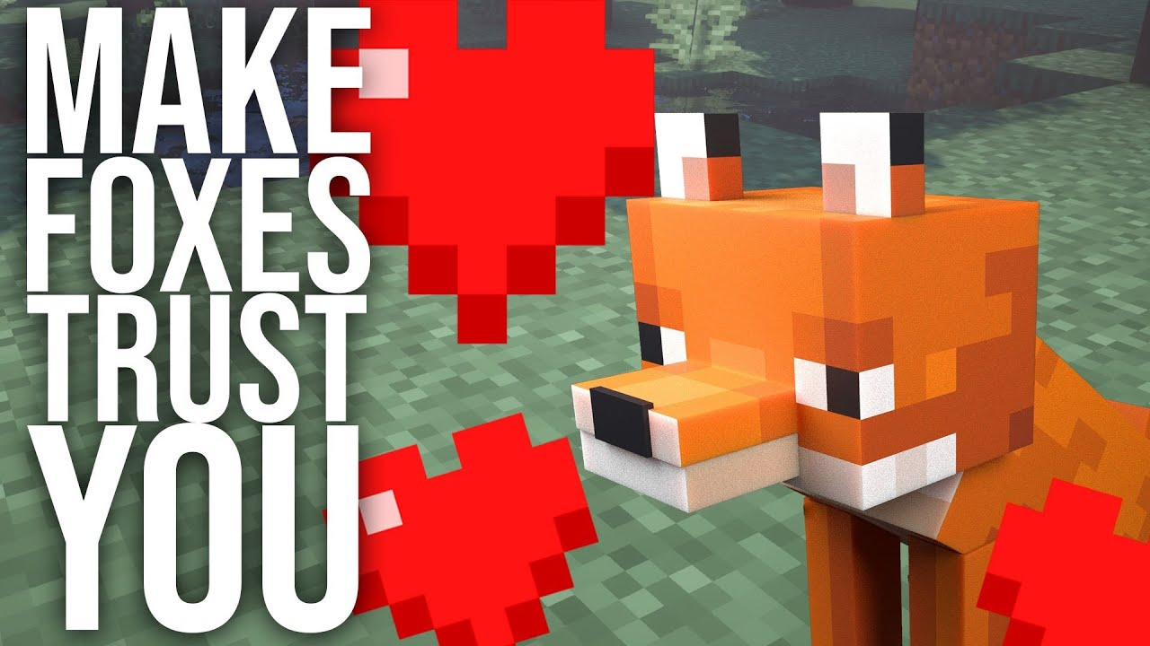 How To Breed And Tame Foxes In Minecraft  Geeky Matters