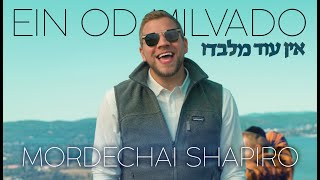 MORDECHAI SHAPIRO - Ein Od Milvado (Official Video)  אין עוד מלבדו - מרדכי שפירא