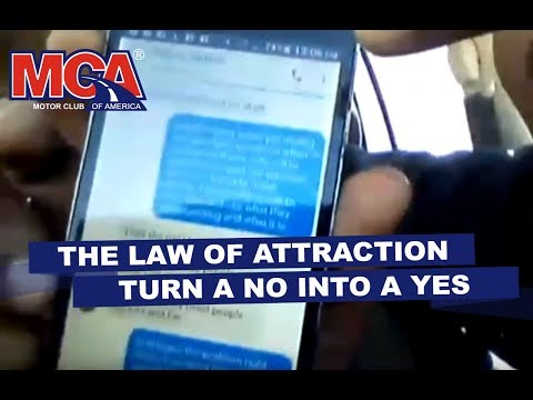 The Law of Attraction - Turn a No into a Yes from YouTube · Duration:  16 minutes 44 seconds