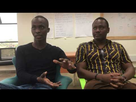 Incubetees of Incubation and Innovation Center Interview