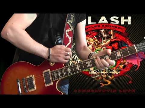 Slash & Myles Kennedy  – Apocalyptic Love (full cover)
