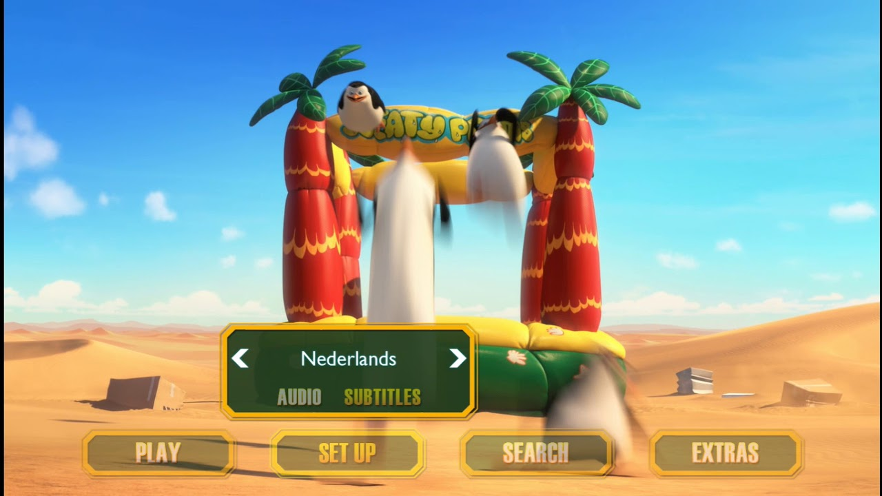 Download Penguins of Madagascar 2015 (2018 UPHE Repaint) Blu-ray (HD Capture)