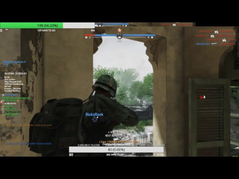 Rising storm 2 rocking and rolling from the DELTA to the DMZ Road to 300