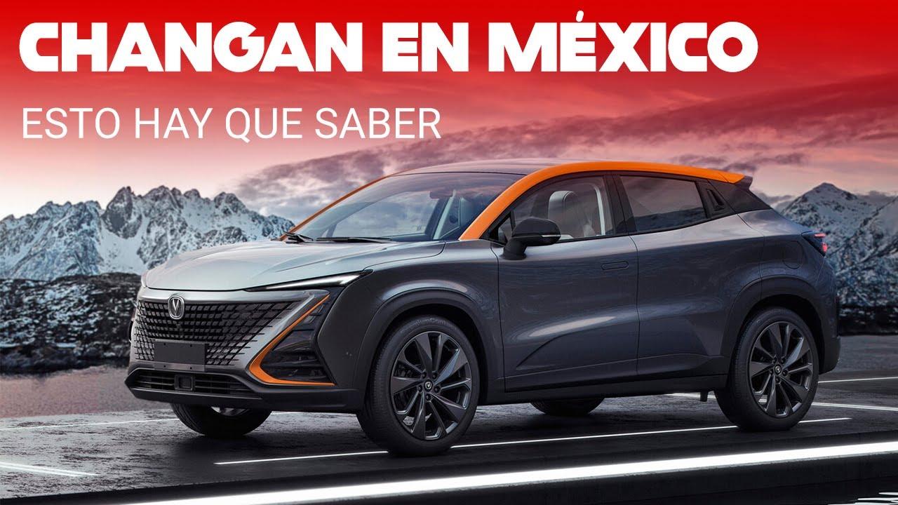 Changan hace oficial su llegada a México: estos son los modelos que venderá