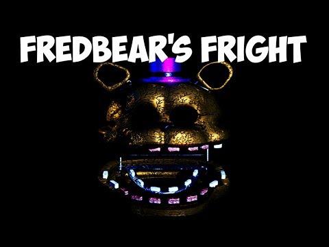 NEW OWNERS, NEW THREATS   FREDBEAR'S FRIGHT - NIGHT 1 & 2   RETURN TO THE ORIGINAL FREDDY FAZBEAR'S