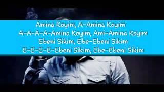 Kc Rebell - Amina koyim (lyrics)