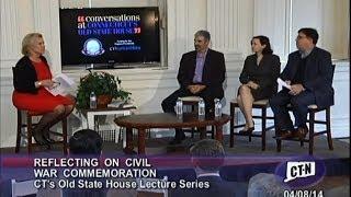 Conversations At Noon: Civil War Commemoration