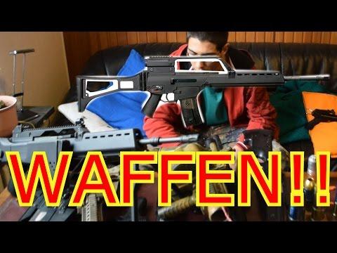Muffins Airsoft Waffen