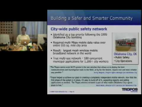 Wireless Mesh Networks and the Smart Grid