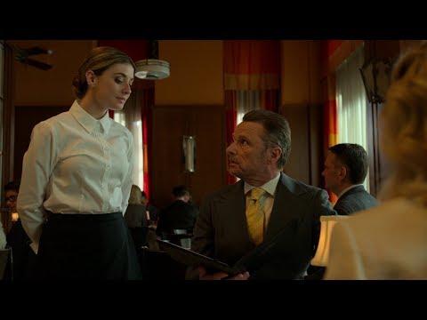 Marvel's The Punisher Season 2 Amy and Frank Restaurant scene [1080p]