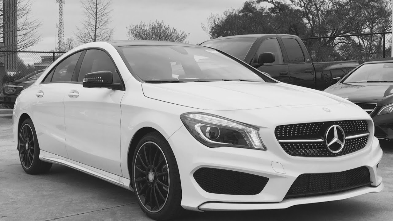 2016 Mercedes Benz CLA 250 Full Review Start Up Exhaust  YouTube