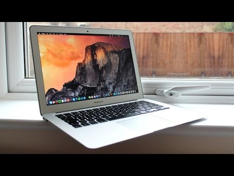 macbook air 13 inch 2016 physical overview and ports youtube. Black Bedroom Furniture Sets. Home Design Ideas