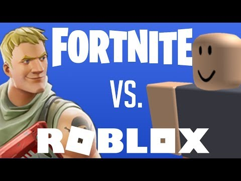 Is Roblox Better Than Fortnite?