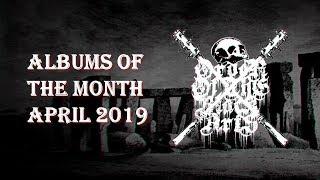 Top 10 Black Metal Albums of April, 2019