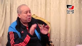 أبو رجيلة: « عبد الناصر وصالح سليم وأنت رايحلهم ضربات قلبك تعلى»