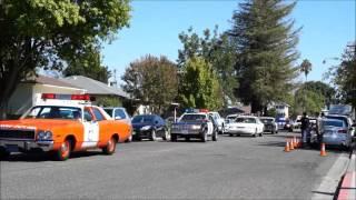 Ripon Menlo Park Police Car Show Parade 25th Annual October 3, 2015