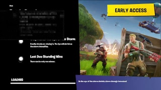 Some quick game on fortnight