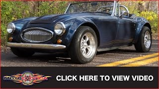 1963 Austin Healey Sebring MX V8 (SOLD)