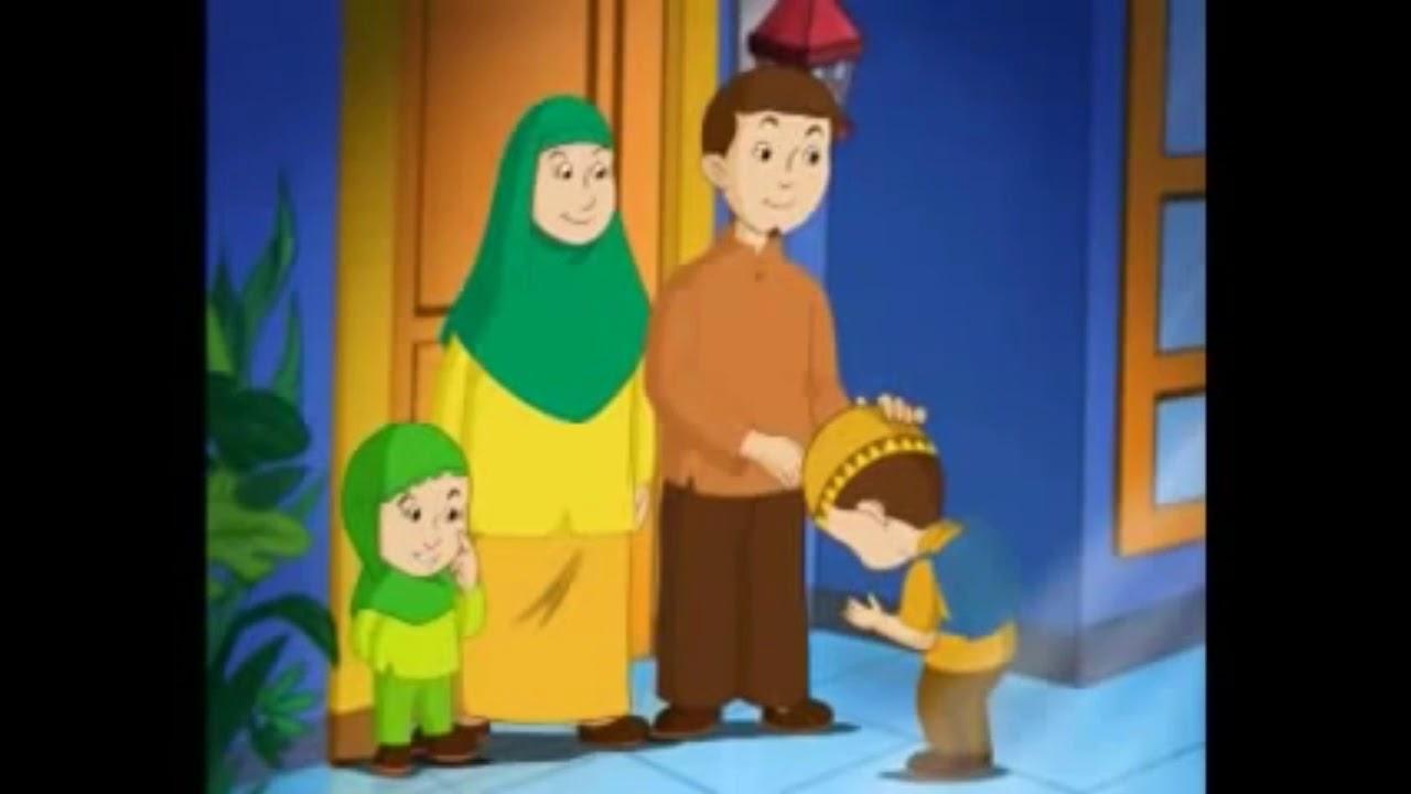 Kartun Anak Soleh Kumpulan Doa Anak Anak Cara Cepat