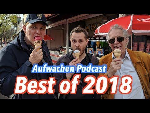 Best of Aufwachen! Podcast 2018 (Folgen #261 bis #348)