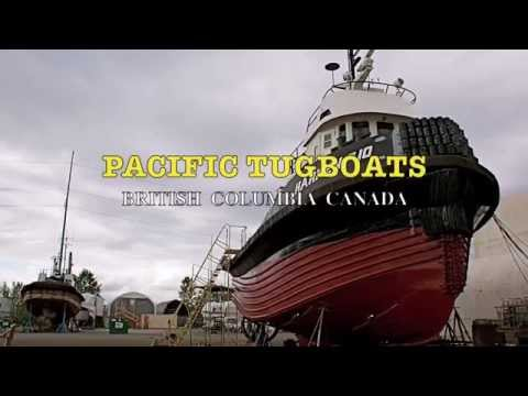 TUGBOATS pacific canada 3