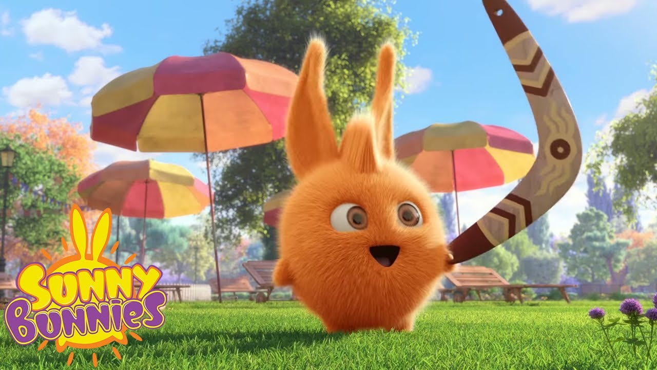 SUNNY BUNNIES - Big Boo's New Toy | Season 3 | Cartoons for Children