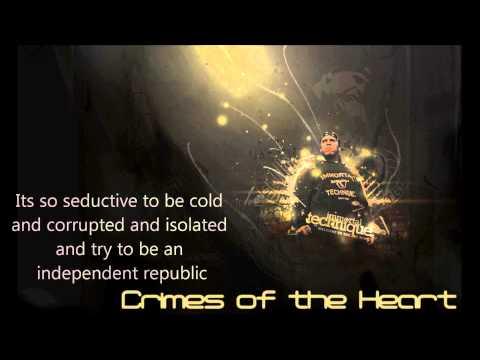 Immortal Technique Crimes Of The Heart Lyrics Full HD