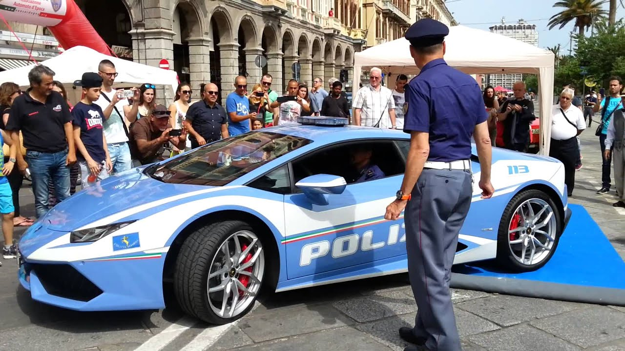 2015 Lamborghini Huracan Lp610 4 Polizia 49 Images Hd Car Wallpaper